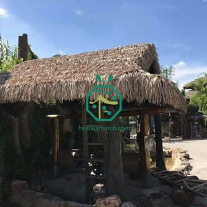 artificial thatch roofing for palapa