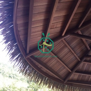 Tiki Hut Thatched Roof