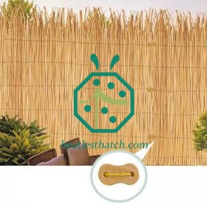 Landscape Design Faux Grass Reed Fencing Rolls